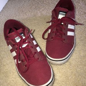 Lightly worn adidas sneakers